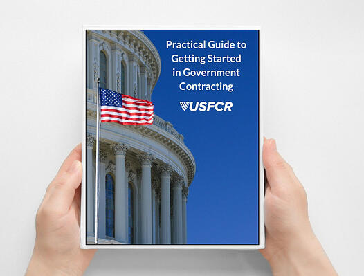 USFCR Contracting Guide Image